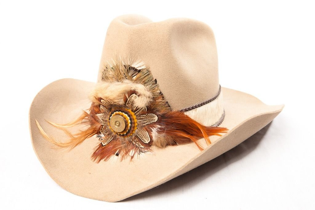 Zet S Vintage Store Vtg Men S Custom Western Kc Bee Hats